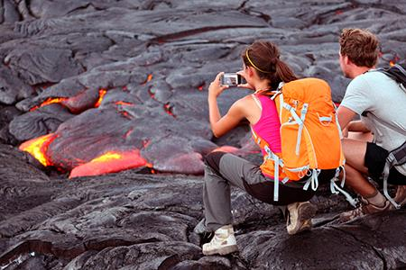 Гавайи фото туристов