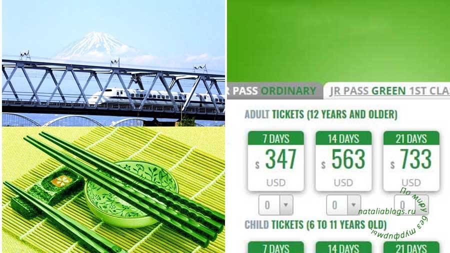 Планируем маршрут поездки в Японию. Скоростные поезда синкансэн. Проездной JR Pass покупка онлайн
