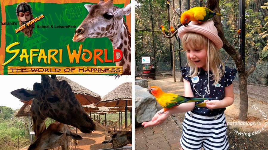 Подробный отзыв про экскурсию в зоопарк Safari World в Бангкоке, Как купить билеты дешево и получить больше удовольствий