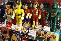 Квартал аниме в Токио. Магазин Mandarake Complex