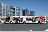 Бесплатные экскурсионные автобусы в Токио на Одайбе