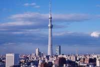 Башня Tokyo Skytree