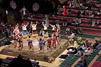 Где посмотреть сумо в Токио. Рёгоку Кокугикан