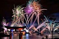 Фестиваль фейерверков в Японии. Токио 2019. Путешествия в июле-августе