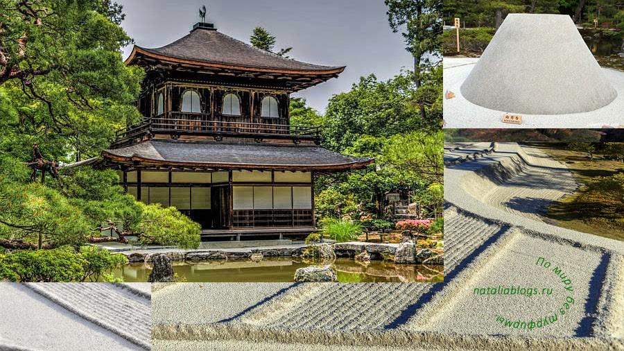 Серебряный павильон в Киото Ginkakuji Temple / Гинкаку-дзи